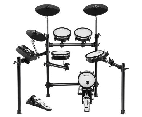 Neo 8 Piece Electronic Adult Drum Kit *$PECIAL