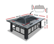 Load image into Gallery viewer, Preston - More than 3 IN 1 Outdoor Fire Pit [EST. RESTOCK TBA]