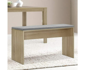 Coco Dining Bench 90cm (Oak)