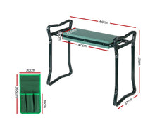 Load image into Gallery viewer, FLF Garden Foldable Kneeler Seat /  Bench / Aid.