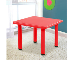 Beau Kids Table / Desk (Red)