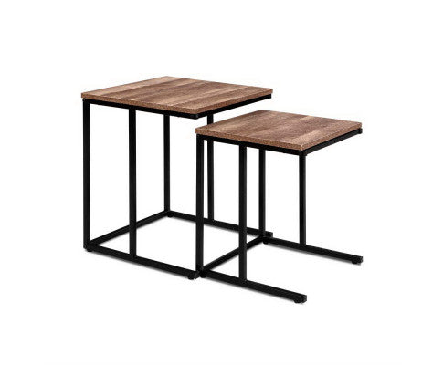 Lim Nest x 2 Side Coffee Tables [EST. RESTOCK 11/12/20]