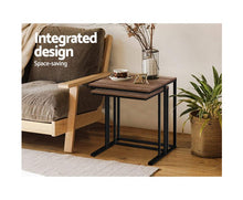 Load image into Gallery viewer, Lim Nest x 2 Side Coffee Tables [EST. RESTOCK 11/12/20]