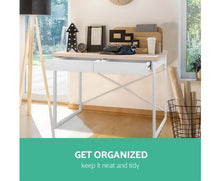 Load image into Gallery viewer, Helen Standard Office Desk / Kitchen Bench with drawers
