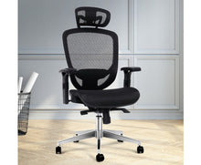 Load image into Gallery viewer, Tropo Office Chair Mesh Net (Black) [EST. RESTOCK 18/11/20]