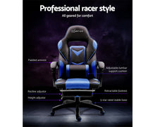 Load image into Gallery viewer, Luke Artiss Office / Gaming Chair (Blue)