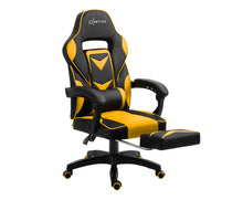 Load image into Gallery viewer, Luke Artiss Office / Gaming Chair (Yellow)