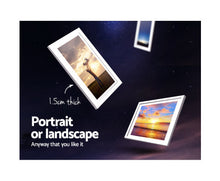 Load image into Gallery viewer, Mandy 11 PCS Wall Collage Picture / Photo Frame Set (White)