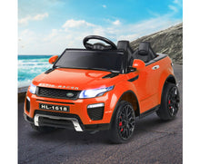Load image into Gallery viewer, Kris Kids Replica Rover Ride On Car - Orange