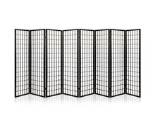 Load image into Gallery viewer, Sunso Privacy Screen / Room Divider - 8 x Panel (Black & White)