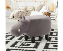 Load image into Gallery viewer, Sam Animal Stools - Hippo [EST. RESTOCK TBA]