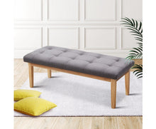 Load image into Gallery viewer, Swansea Bedroom Bench Ottoman / Foot Stool 120cm [EST. RESTOCK 30/11/20]