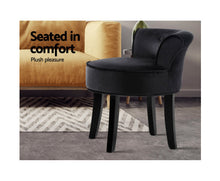 Load image into Gallery viewer, Sharah Vanity Stool & Feature Chair