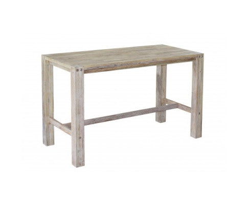 Natalie Sturdy 1.8 Metre Bar Table Grey Brush Finish [EST. RESTOCK TBA]