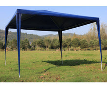 Load image into Gallery viewer, Matilda 3 x 3 m Wedding Outdoor Gazebo / Marquee (Blue)