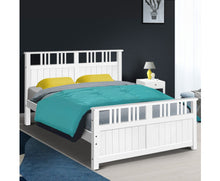 Load image into Gallery viewer, Saturn 'Double' Wooden Bed Frame Timber Full Size Adults / Child {No Mattress} [EST. RESTOCK 30/10/20]