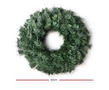 Load image into Gallery viewer, Jolly Classic Christmas Wreath