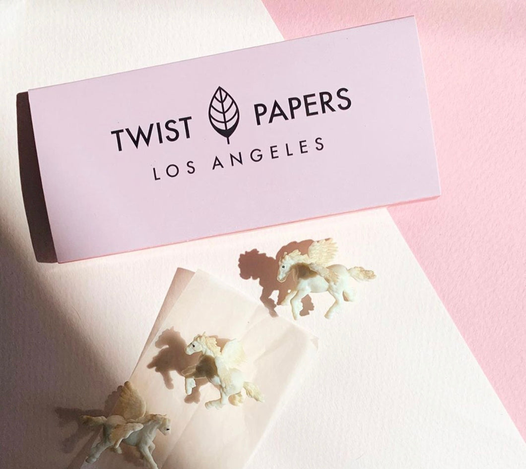 TWIST PAPERS LA Blush King Size Papers