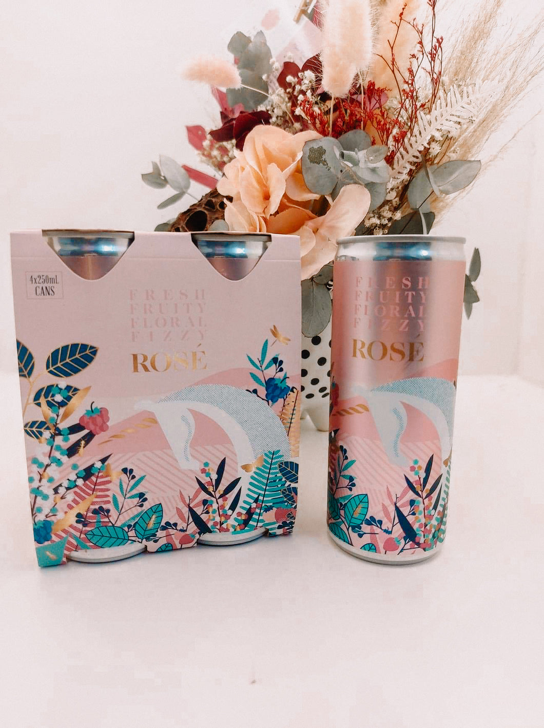 Unicorn Fizz Rosé Can