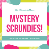 Adult Mystery Scrundies - Made To Order