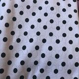 Purple Dots Adult Scrundies/Bunzies - Made To Order