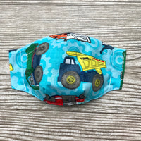 Truck Mask - Multiple Sizes - Batwing - Made to Order
