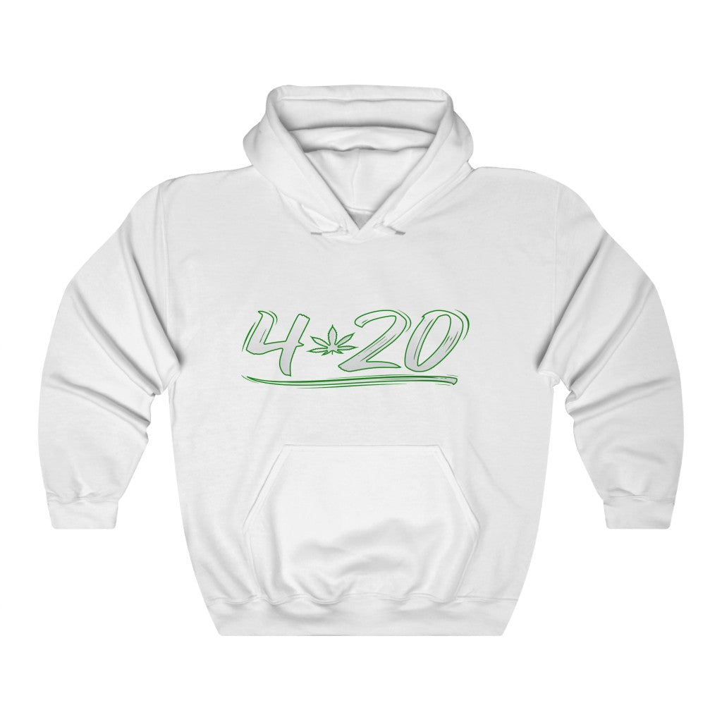 420 (Hooded Sweatshirt)