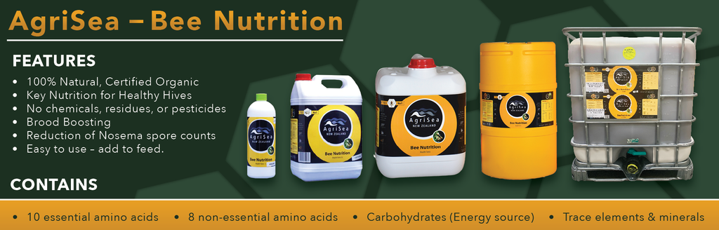 AgriSea Bee Nutrition