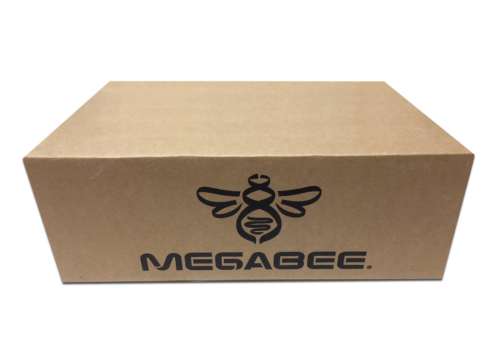 MegaBee®️ Patties | 40 lb. Box ($1.97ea.)