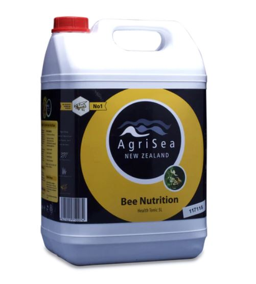AgriSea Bee Nutrition - 1.32 gal. / 5 L (44 Doses)