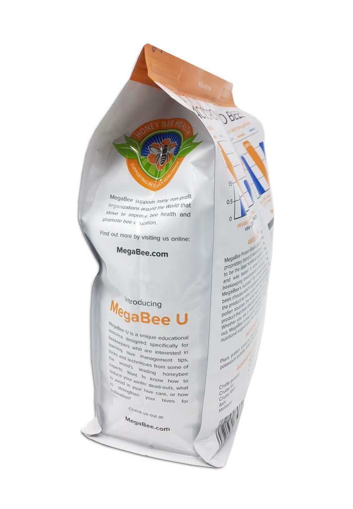 MegaBee®️ Powder | 5 lb. Bag ($4.49/lb.)