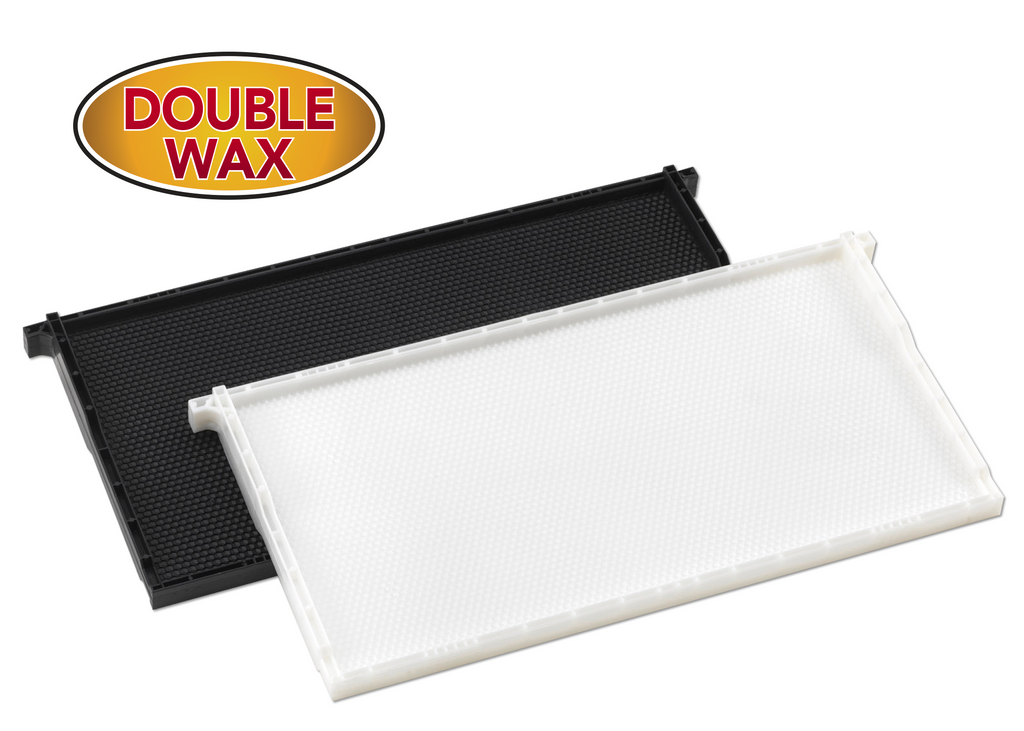 "9"" Deep Plastic Frame DOUBLE WAX - 52 pack ($2.19 ea.)"