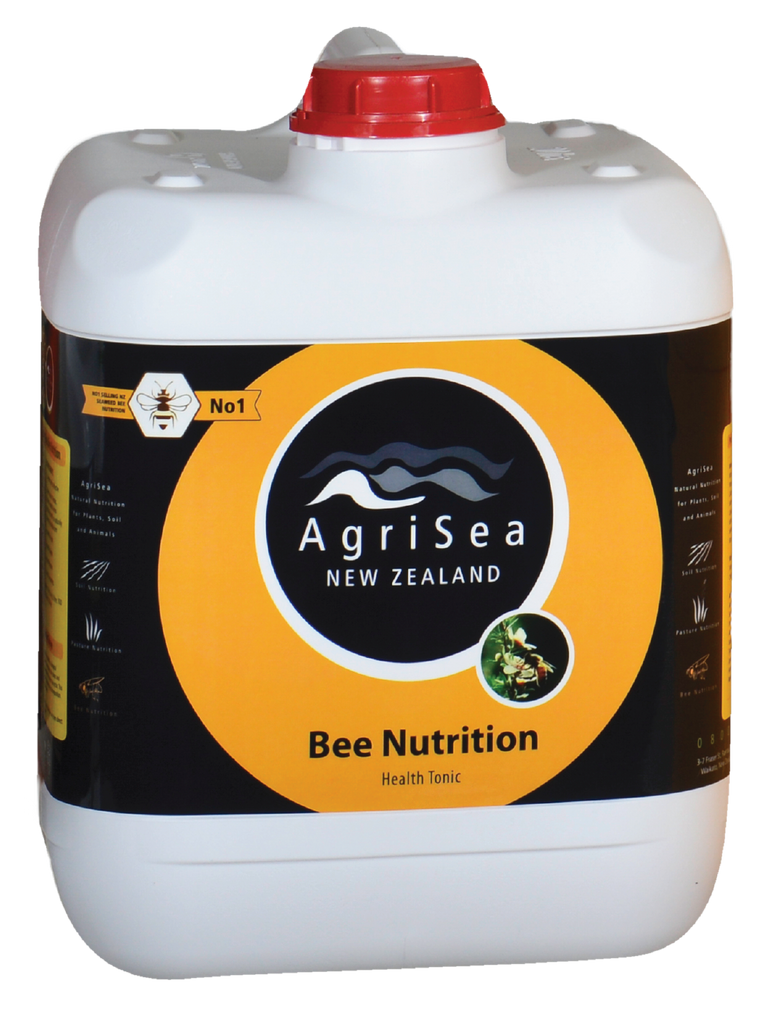 AgriSea Bee Nutrition - 5.28 gal. / 20 L (176 Doses)