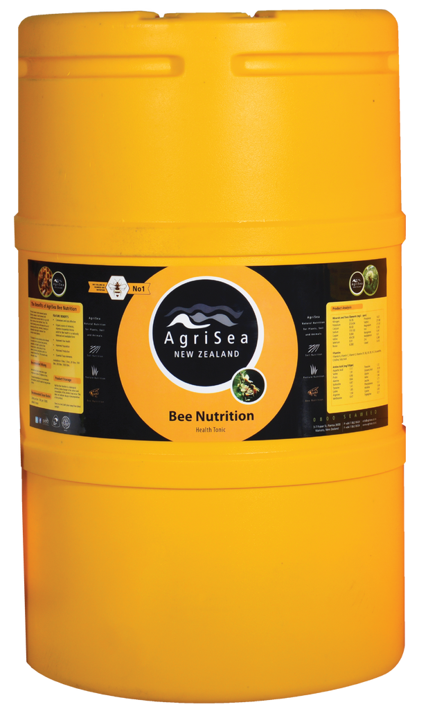AgriSea Bee Nutrition - 52.80 gal. / 200 L (1760 Doses)