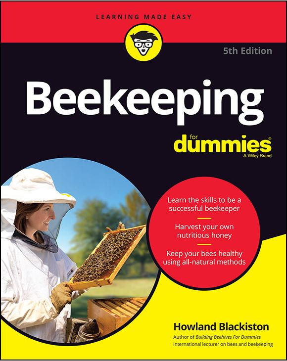 Beekeeping For Dummies by Howland Blackiston (5th Edition)