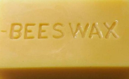 1 Pound Pure Beeswax Bar