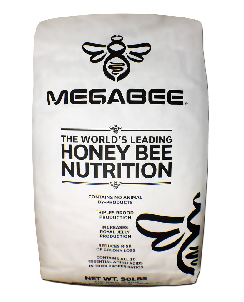 MegaBee®️ Powder | 50 lb. Bag ($1.99/lb.)