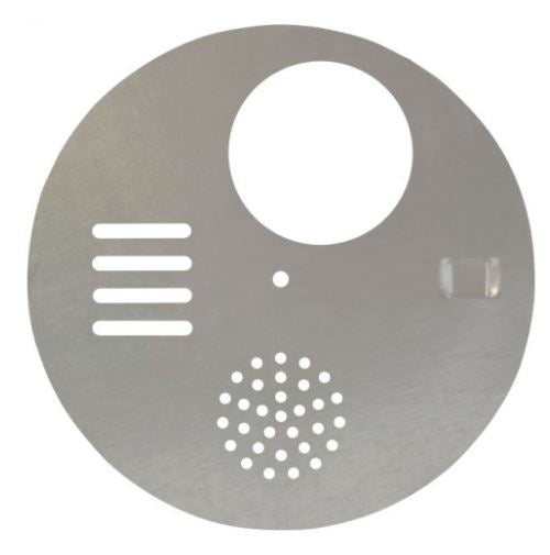 Steel Entrance Disc | 4 Positions