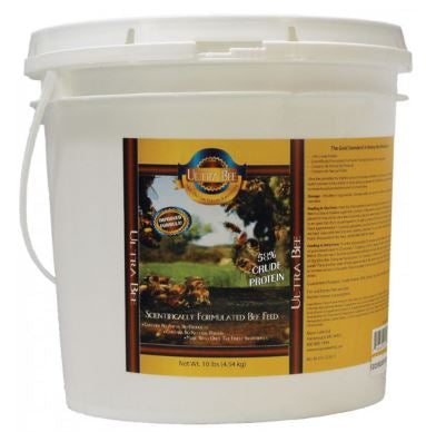 Ultra Bee Pollen Substitute 10 lb. Pail