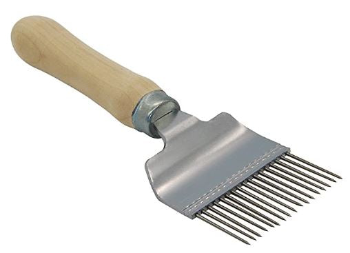 Uncapping Fork w/ Wood Handle