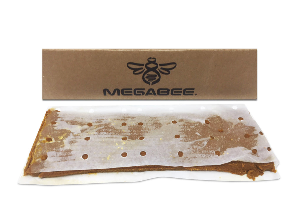 MegaBee®️ Patties | 10 lb. Box ($3.49ea.)