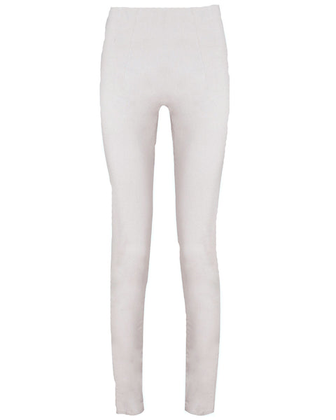 Charley 5.0 - White Denim Leggings