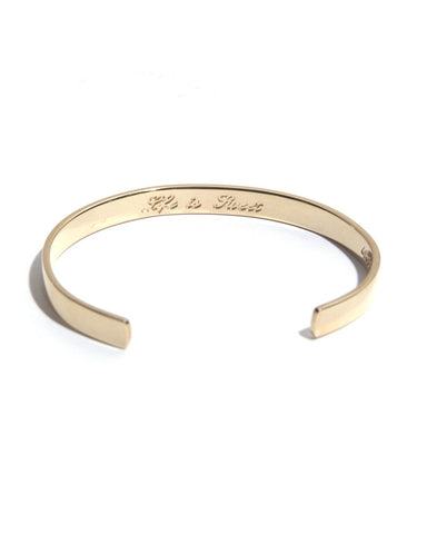 Coordinates - Life is Sweet Gold Legend Bracelet