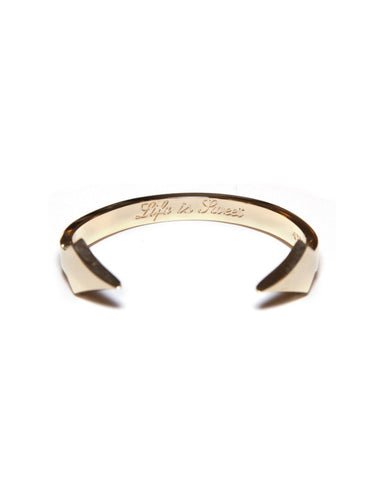 Coordinates - Life is Sweet Gold Bracelet