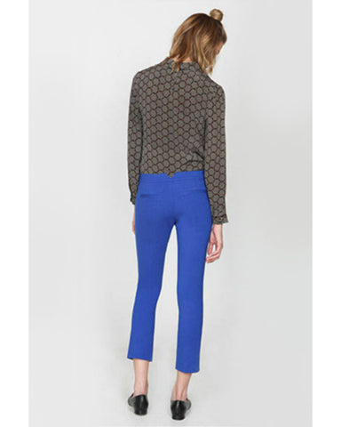 harlyn - Andie Blue Peg Leg Trousers