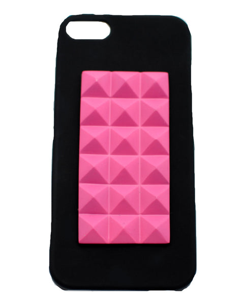 Jagger Edge - A Status Pink iPhone 5/5S Case