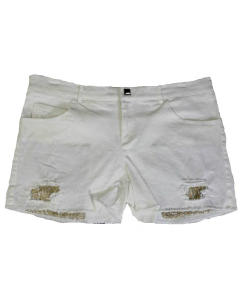 Son of John - Gam-o-Rama White Shorts
