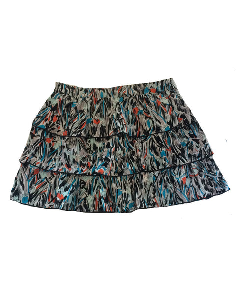 Whitley Kros - Ruffle Skirt