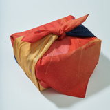 Wrappr No-waste Gift Wrap - 29.5 in by 29.5 in - Hot Spice