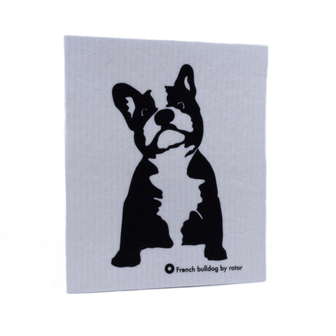 All My Delight's Swedish Dishcloths - Bulldog
